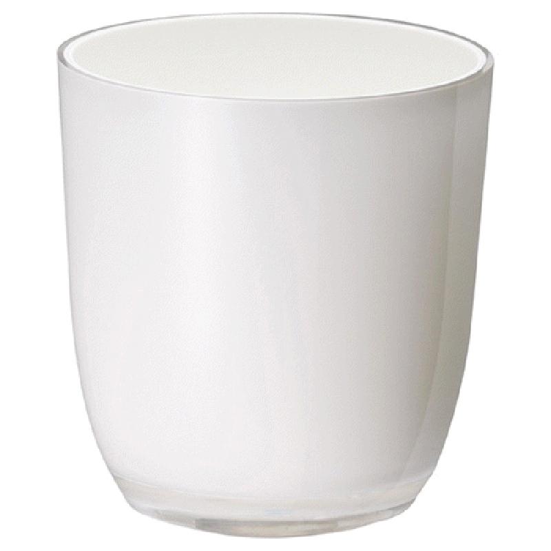 【60個】 PON P-2号 ホワイト ポット 鉢 底穴あり ミニポット 手軽 ヤマト タ種 【送料無料】【代引不可】 大和