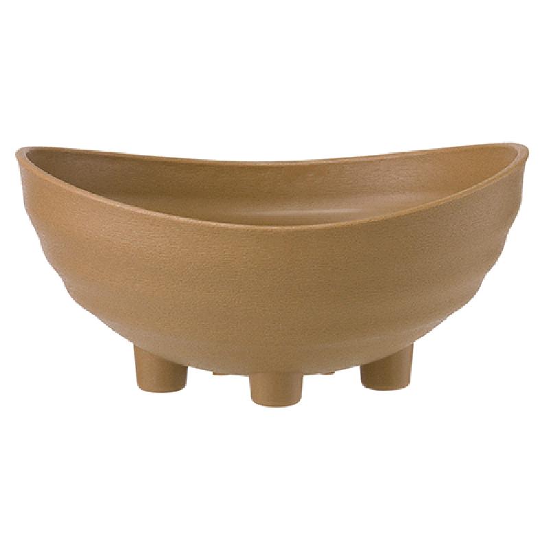 5個 コリーヌプランター 51型 ブラウン ポット 鉢 なめらかな曲線 スノコ付き ヤマト タ種 代引不可 大和
