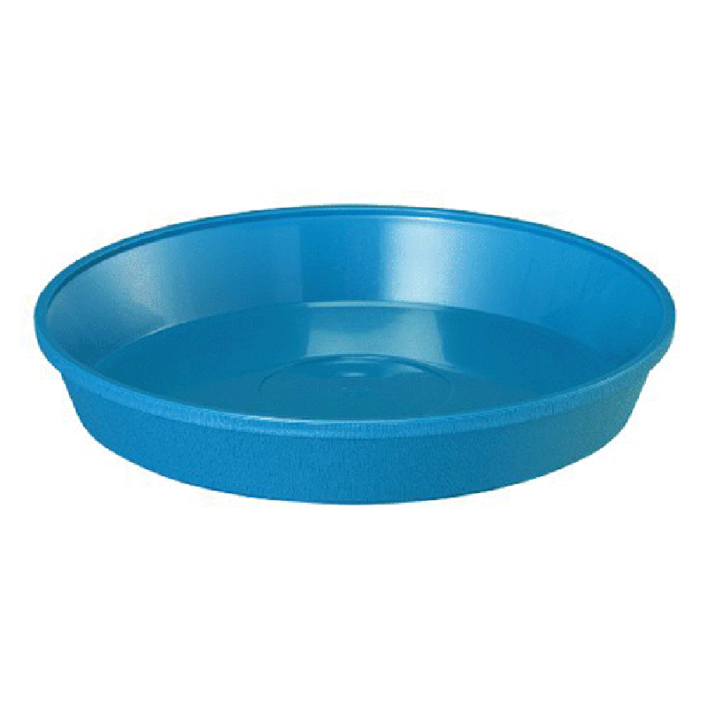 60個 鉢皿サルーン 10号 ブルー ポット 鉢 色々なカラー 様々なサイズ ヤマト タ種 代引不可 大和
