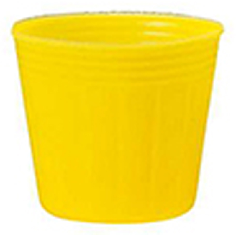 【20000個】 9cm 黄 TO カラーポット ポリポット 東海化成 タ種 【送料無料】 【代引不可】