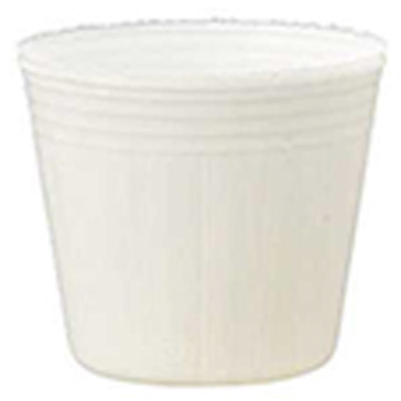 【20000個】 9cm 乳白 TO カラーポット ポリポット 東海化成 タ種 【送料無料】 【代引不可】