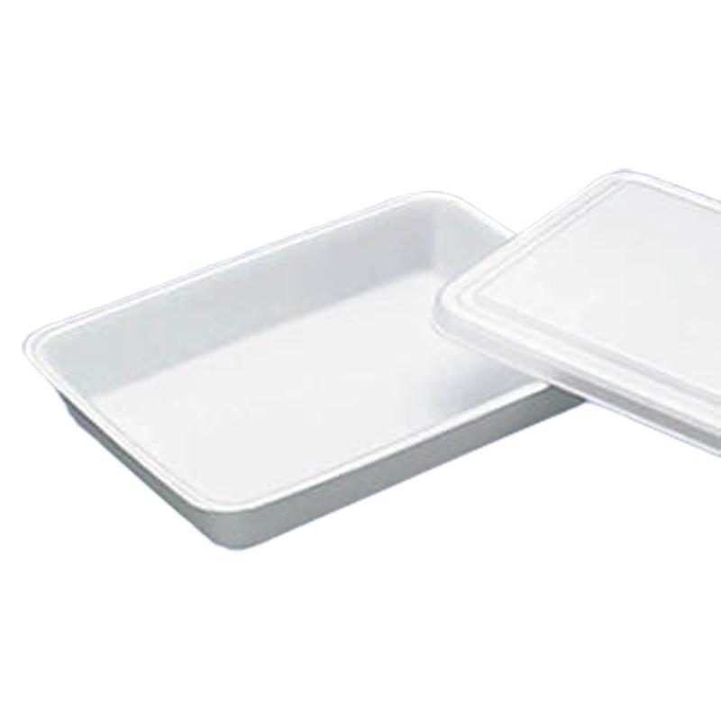 【個人宅配送不可】【500枚】 G-28セット 230 × 156 × 高 35 mm PSP(高) 【21990】 弁当容器 食品容器 デンカポリマー Sモ【代引不可】
