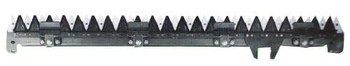 個人宅配送不可 納期二週間程度 三菱 コンバイン刈刃 5条 VG55 VG65 VG80 オK 代引不可