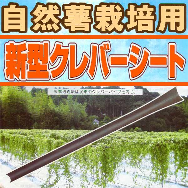 【90本】 新型クレバーシート(自然薯用) 政田自然農園 30本×3セット タ種 【送料無料】 【代引不可】