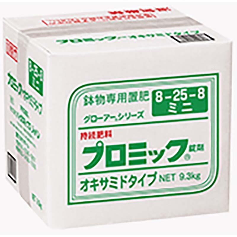 【ミニ】 プロミック錠剤 オキサミド タイプ 8-25-8 9.3kg ミニ 置き肥 ハイポネックス HYPONeX タ種 【送料無料】 【代引不可】