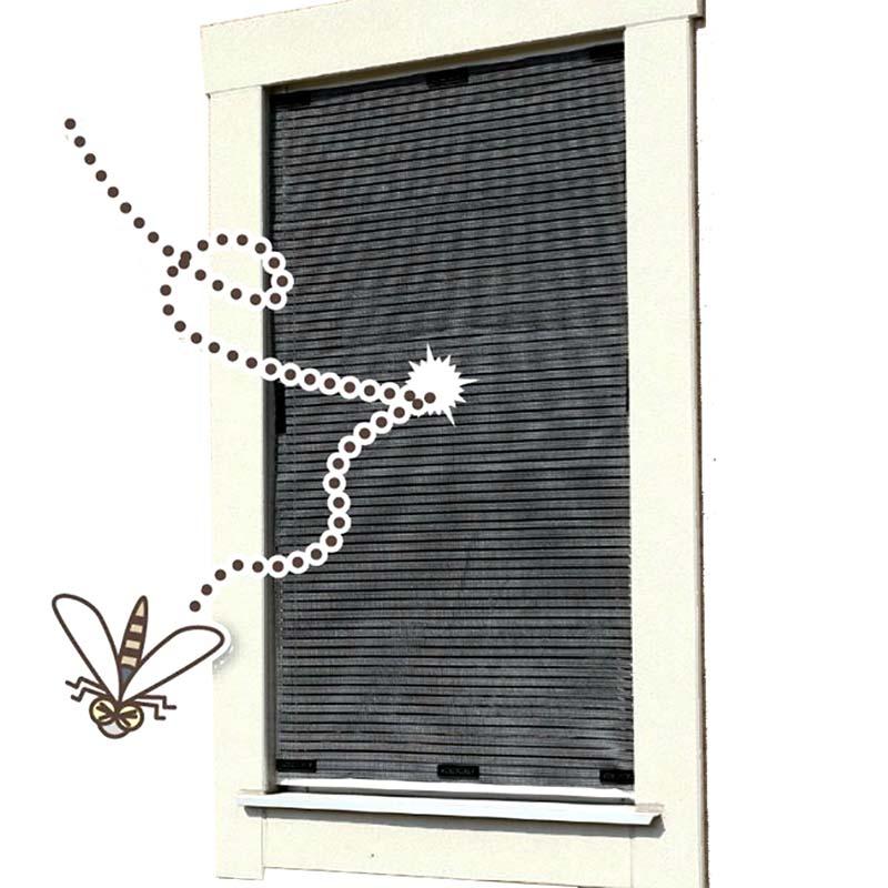 【10本】 防虫網戸カバー 93×220cm グレー BA-9322 UVカット 遮熱 窓 ワタナベ工業 金T【送料無料】 【代引不可】