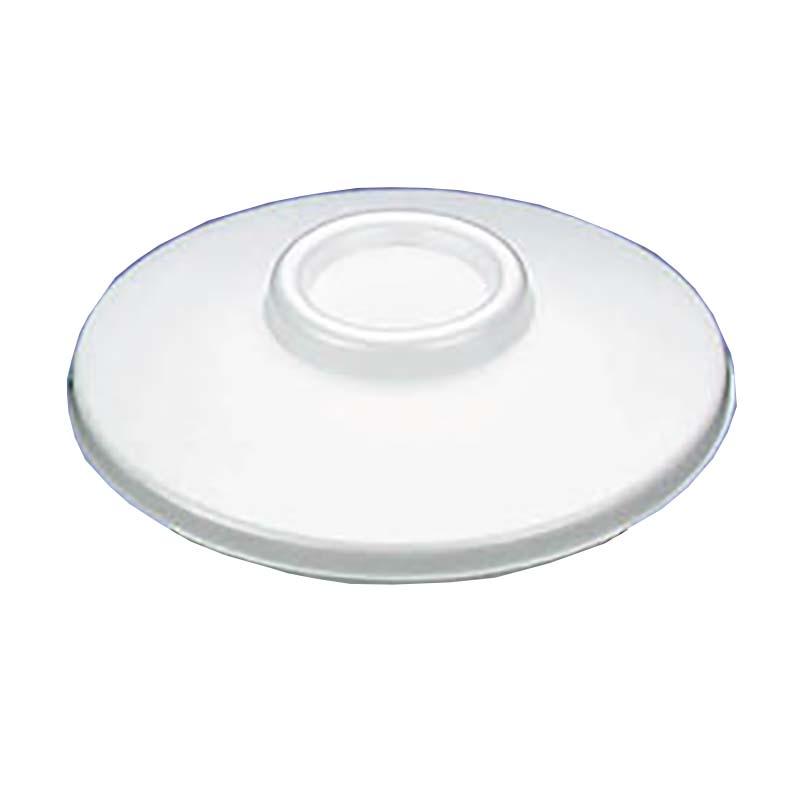 【個人宅配送不可】【1000枚】 E-2蓋 166 穴径 × 高 35 mm PSP(高) 【50203】 井容器 食品容器 デンカポリマー Sモ【代引不可】