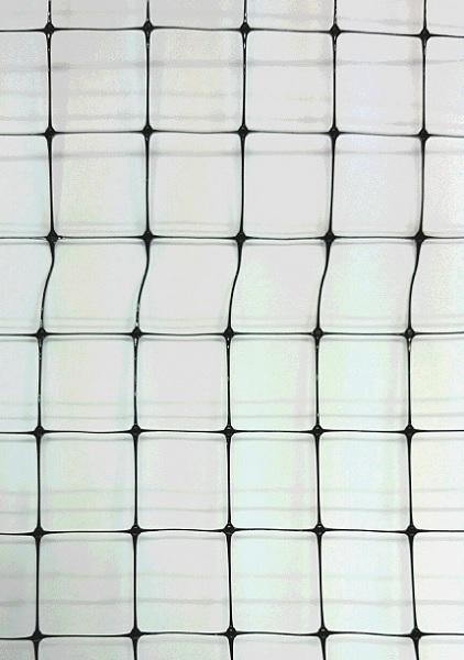 防獣ネット 2本 小動物侵入防止ネット 黒 OV1580 2.1m×100m 目合13mm×13mm 42g 送料無料 m2 売店 品質保証 タ種 コンウェッドネット 代引不可