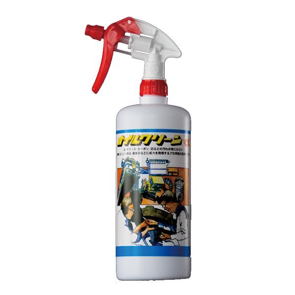オイルクリーンα 頑固に固着した 油 ・ グリス ・ カーボン の汚れを落とす業務用 アルカリ 洗浄剤 1L×12本 サンエスエンジニアリング オK 代引不可