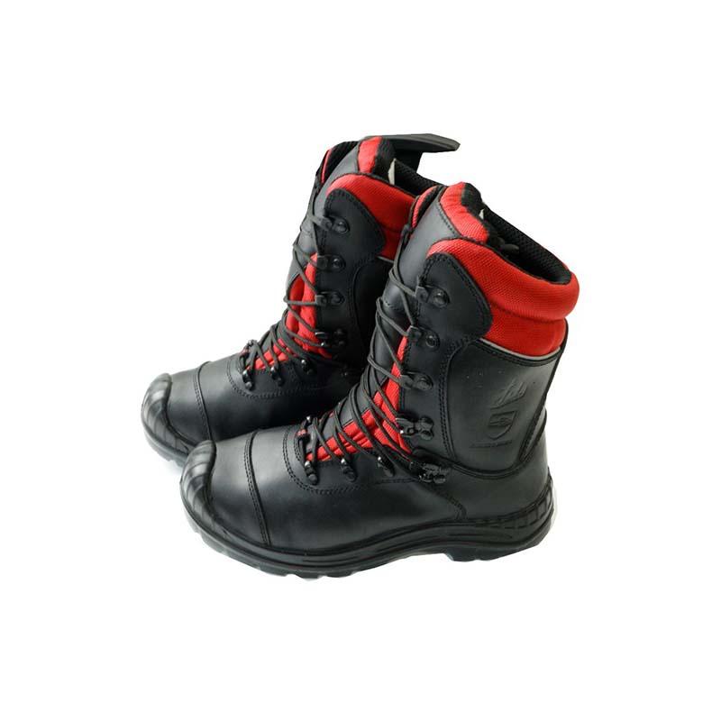 杣 (SOMA) チェンソー防護用 プロテクトブーツ [サイズL] KM1507521-L WAKO 防護靴 安全靴 和光商事 D 送料無料
