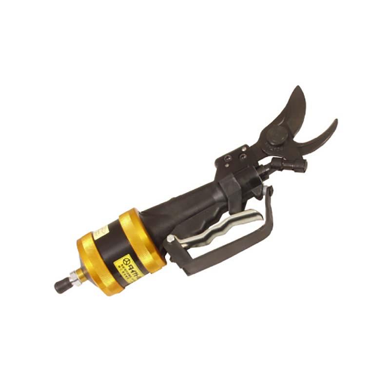 エアーハサミ H404 TAC-H404 太切りタイプ 剪定鋏 ハサミ 切断能力30~40mm タイガー ハオ 代引不可