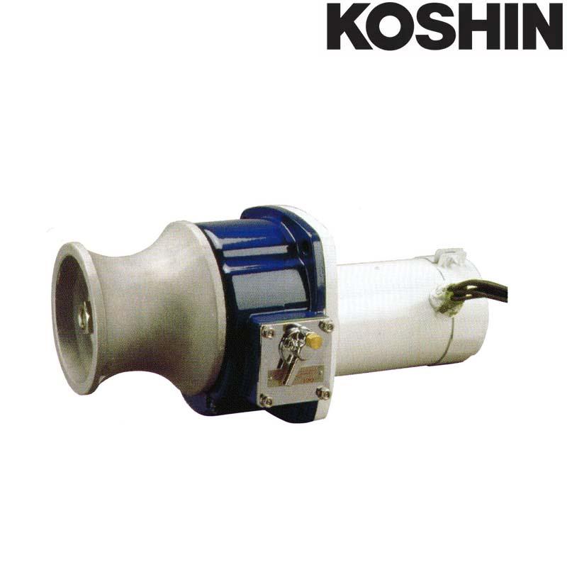 船舶用ウインチ イカール REL-2512 工進 250W [横型] REL-2512 DC-12V 重量15kg KOSHIN 工進 KOSHIN アンカー ウインチ シB 送料無料, 輸入バイクパーツ卸ツイントレード:72f5b915 --- alta-it.ru