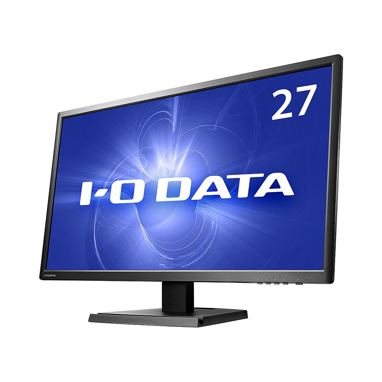 【在庫目安:あり】【送料無料】IODATA EX-LD4K271DB 4K対応&広視野角ADSパネル採用27型ワイド液晶ディスプレイ