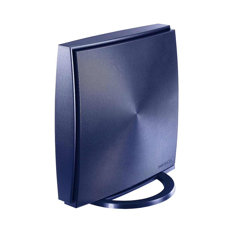 【在庫目安:あり】【送料無料】IODATA WN-AX2033GR2/E 360コネクト搭載1733Mbps(規格値)対応Wi-Fiルーター