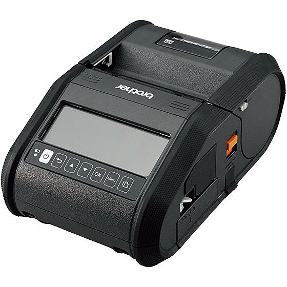 【送料無料】ブラザー RJ-3150Ai 3インチ感熱モバイルプリンター(ラベル/ レシート兼用)【在庫目安:お取り寄せ】| プリンタ サーマルプリンタ ラベルプリンタ サーマル ラベル レシート バーコード コンパクト 小型 モバイル