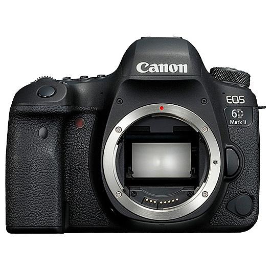 【送料無料】Canon 1897C001 デジタル一眼レフカメラ EOS 6D Mark II(WG)・ボディー【在庫目安:お取り寄せ】