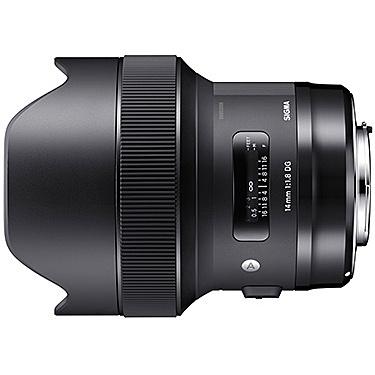 【送料無料】SIGMA 14/1.8DG HSM NA 14mm F1.8 DG HSM ニコン用【在庫目安:お取り寄せ】  カメラ 単焦点レンズ 交換レンズ レンズ 単焦点 交換 マウント ボケ