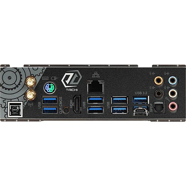【送料無料】ASRock X570 Taichi AMD Ryzen 3000シリーズ CPU(Soket AM4)対応 X570チップセット搭載 ATXマザーボード【在庫目安:お取り寄せ】  パソコン周辺機器 マザーボード マザボ