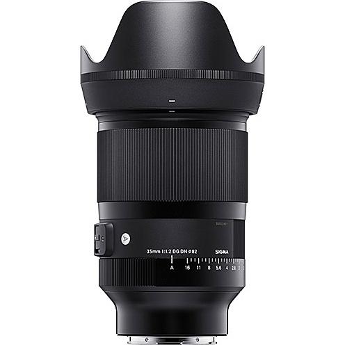 【送料無料】SIGMA 35mm F1.2 DG DN Art SE 35mm F1.2 DG DN | Art (Sony E-mount)【在庫目安:お取り寄せ】| カメラ 単焦点レンズ 交換レンズ レンズ 単焦点 交換 マウント ボケ