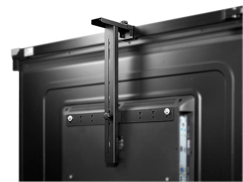 【送料無料】IODATA DA-TOUCH/AT2 大型テレビ・液晶ディスプレイ用タッチ化ユニット「てれたっち」用落下防止金具【在庫目安:お取り寄せ】| 表示装置