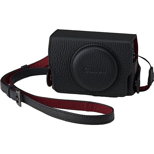 【送料無料】Canon 4282C001 ソフトケース CSC-G11BK【在庫目安:お取り寄せ】  サプライ カメラバッグ カメラ バックパック リュックサック バッグ キャリングケース 収納 コンデジ コンパクトデジタルカメラ