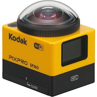 【送料無料】マスプロ電工 Kodak PIXPRO SP360 アクションカメラセット【在庫目安:お取り寄せ】