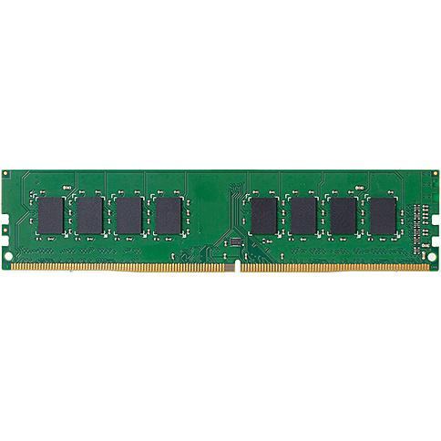 【在庫目安:あり】【送料無料】ELECOM EW2133-8G/RO EU RoHS指令準拠メモリモジュール/ DDR4-SDRAM/ DDR4-2133/ 288pin DIMM/ PC4-17000/ 8GB/ デスクトップ用
