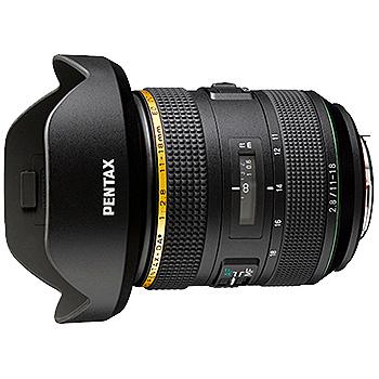 【送料無料】 HD DA☆11-18mmF2.8ED DC AW 広角ズームレンズ HD PENTAX-DA☆11-18mmF2.8ED DC AW (フード・ケース付)【在庫目安:お取り寄せ】| カメラ ズームレンズ 交換レンズ レンズ ズーム 交換 マウント
