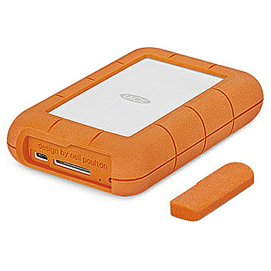 【送料無料】LaCie STGW4000800 Rugged RAID Pro (4TB)【在庫目安:お取り寄せ】| パソコン周辺機器 ポータブル 外付けハードディスクドライブ 外付けハードディスク 外付けHDD ハードディスク 外付け 外付 HDD USB