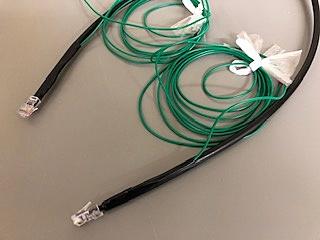 【送料無料】ランドコンピュータ LCB-SD100 ユニット間ケーブル 100m(室外用)【在庫目安:お取り寄せ】