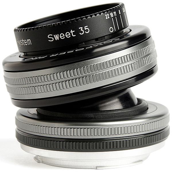 【送料無料】ケンコー・トキナー 147127 Lensbaby レンズベビー コンポーザープロII スウィート35 マイクロ4/ 3マウント【在庫目安:お取り寄せ】  カメラ 交換レンズ レンズ 交換 マウント