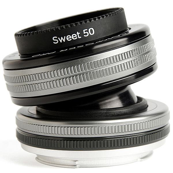 【送料無料】ケンコー・トキナー 147130 Lensbaby レンズベビー コンポーザープロII スウィート50 キヤノンEFマウント【在庫目安:お取り寄せ】| カメラ 交換レンズ レンズ 交換 マウント