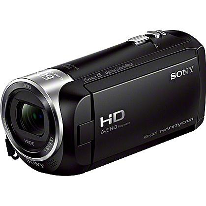 【送料無料】SONY(VAIO) HDR-CX470/B デジタルHDビデオカメラレコーダー Handycam CX470 ブラック【在庫目安:僅少】