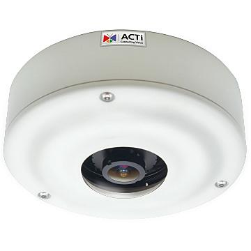 【送料無料】ACTi Corporation I71 屋外 5-Megapixel Hemisphericカメラ【在庫目安:お取り寄せ】| カメラ ネットワークカメラ ネカメ 監視カメラ 監視 屋外 録画