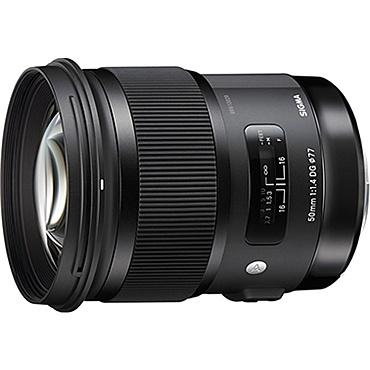 【送料無料】SIGMA 50/1.4DG HSM SA 50mm F1.4 DG HSM シグマ用【在庫目安:お取り寄せ】| カメラ 単焦点レンズ 交換レンズ レンズ 単焦点 交換 マウント ボケ