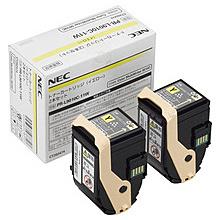【送料無料】NEC PR-L9010C-11W トナーカートリッジ イエロー 2本セット【在庫目安:僅少】| トナー カートリッジ トナーカットリッジ トナー交換 印刷 プリント プリンター