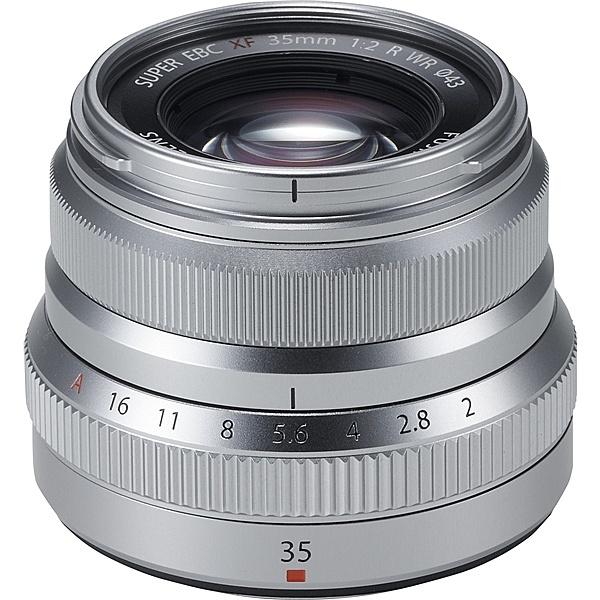 【送料無料】富士フイルム XF35MMF2 R WR S フジノンレンズ XF35mmF2 R WR シルバー【在庫目安:お取り寄せ】| カメラ 単焦点レンズ 交換レンズ レンズ 単焦点 交換 マウント ボケ
