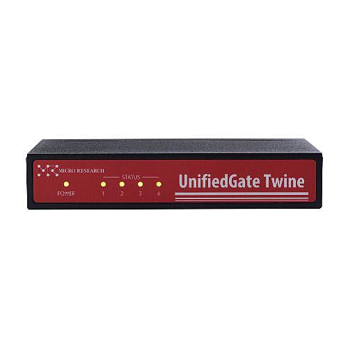 【送料無料】マイクロリサーチ MR-UGT61 UnifiedGate Twine【在庫目安:お取り寄せ】