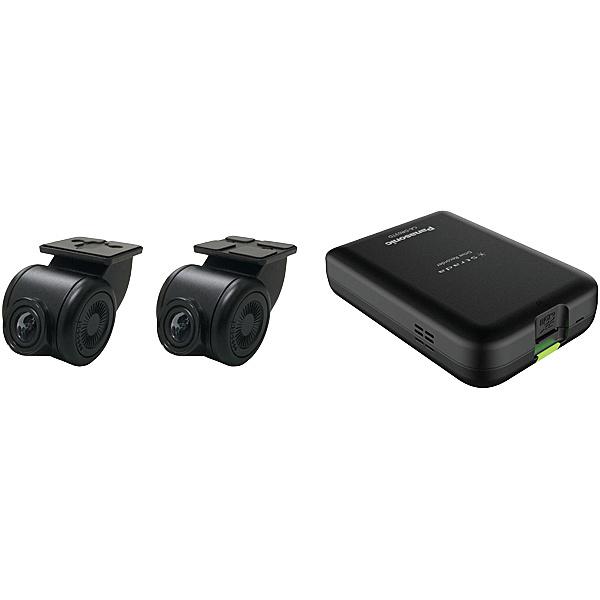 【送料無料】Panasonic CA-DR03TD カーナビゲーション19モデルF1/ RX/ REシリーズ用 前後方録画2カメラドライブレコーダー【在庫目安:僅少】