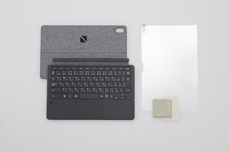 送料無料 NEC PC-AC-AD021C PC-T1175BAS PC-TAB11201用キーボード スマートホン 在庫目安:僅少 2020新作 保護フィルム 限定モデル スマートフォン スマホ