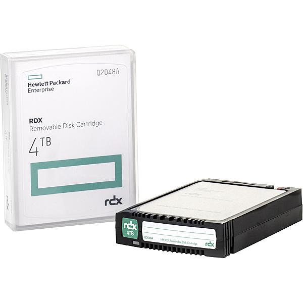 【送料無料】HP Q2048A RDX 4TB リムーバブルディスクバックアップカートリッジ【在庫目安:僅少】