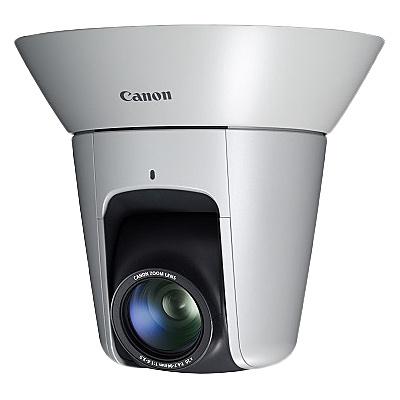 【送料無料】Canon 2542C001 ネットワークカメラ VB-M44 (シルバーモデル)【在庫目安:お取り寄せ】| カメラ ネットワークカメラ ネカメ 監視カメラ 監視 屋内 録画