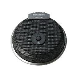 【送料無料】Panasonic KX-VCA001 専用バウンダリーマイクロホン【在庫目安:お取り寄せ】