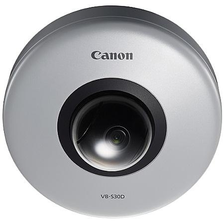 【送料無料】Canon 2545C001 ネットワークカメラ VB-S30D Mk II【在庫目安:僅少】| カメラ ネットワークカメラ ネカメ 監視カメラ 監視 屋内 録画