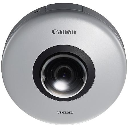【送料無料】Canon 2554C001 ネットワークカメラ VB-S805D Mk II【在庫目安:僅少】| カメラ ネットワークカメラ ネカメ 監視カメラ 監視 屋内 録画