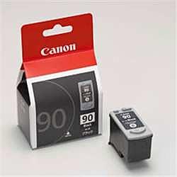 Canon 0391B001 メーカー純正 FINEカートリッジ 超目玉 BC-90 ブラック 大容量 [正規販売店] 在庫目安:僅少 純正インク インク 純正 インクタンク インクカートリッジ