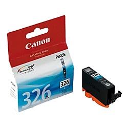 在庫目安:あり Canon 4536B001 メーカー純正 インクタンク BCI-326C インクカートリッジ シアン インク 限定品 全品送料無料 純正 純正インク