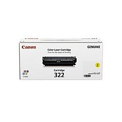 【送料無料】Canon 2646B001 メーカー純正 トナーカートリッジCRG-322 イエロー【在庫目安:僅少】| トナー カートリッジ トナーカットリッジ トナー交換 印刷 プリント プリンター