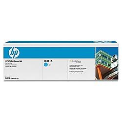 【送料無料】HP CB381A 824A シアン トナーカートリッジ(CP6015)【在庫目安:お取り寄せ】| トナー カートリッジ トナーカットリッジ トナー交換 印刷 プリント プリンター