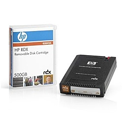 【送料無料】HP Q2042A RDX 500GB リムーバブルディスクバックアップカートリッジ【在庫目安:僅少】